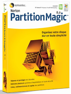 Norton PartitionMagic 8.05