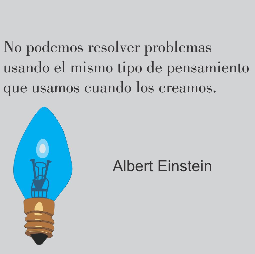 Einstein y el modo de ver las cosas