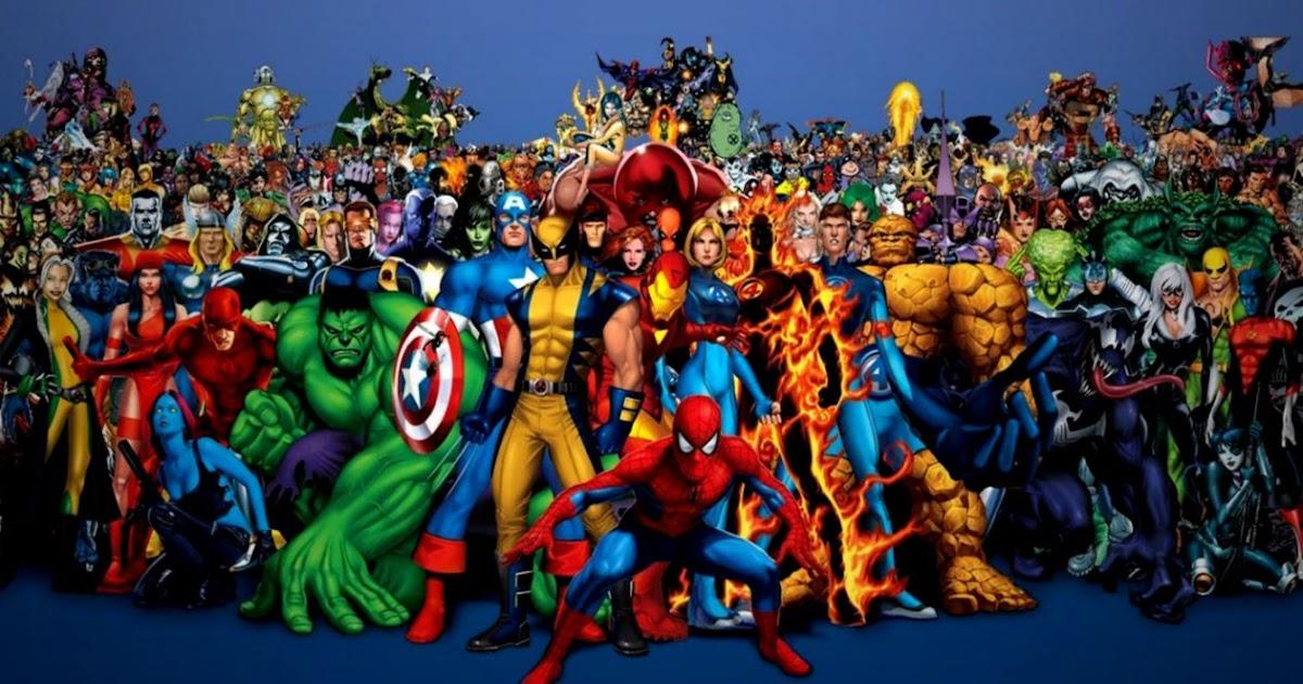 marvel heroes wallpaper best wallpaper hd