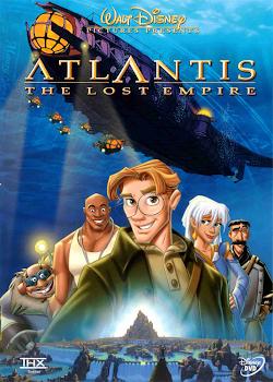 Atlantis: Đế Chế Đã Mất - Atlantis: The Lost Empire (2001) Poster