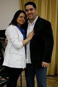 Apostolo Eliezer e Georgia Rodrigues