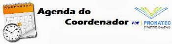 AGENDA DO COORDENADOR