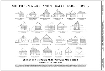 Firecured All Things Tobacco Southern Md Tobacco Barns Farming Featured In New Book
