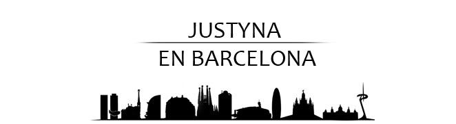 Justyna en Barcelona