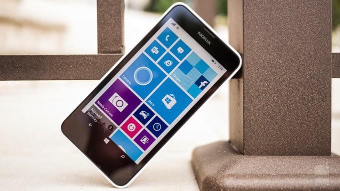 Hard reset Nokia Lumia 635