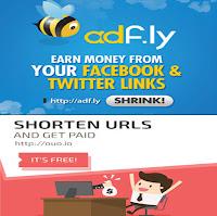 Cara Dapat Uang dari Adf.ly dan Ouo.io