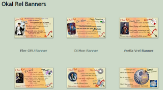 Okal Rel Character banners