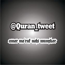 twitter: @Quran_tweet