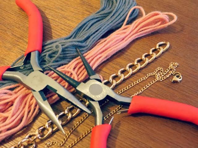 DIY: Bracelet tressé (concours inside)