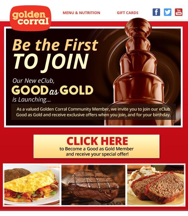 Coupon golden corral printable