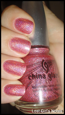 China Glaze Don't be a square