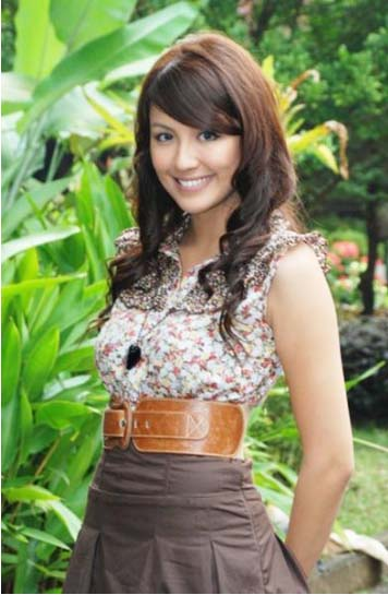 Sharena Rizki - Koleksi Foto Cantik Sharena Rizky