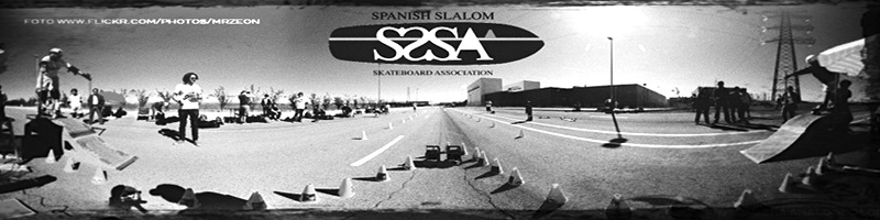 SSSA Spanish Slalom Skateboard Association