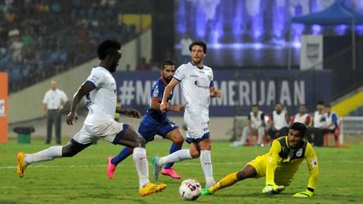 Mumbai City FC 0-2 Chennayin FC