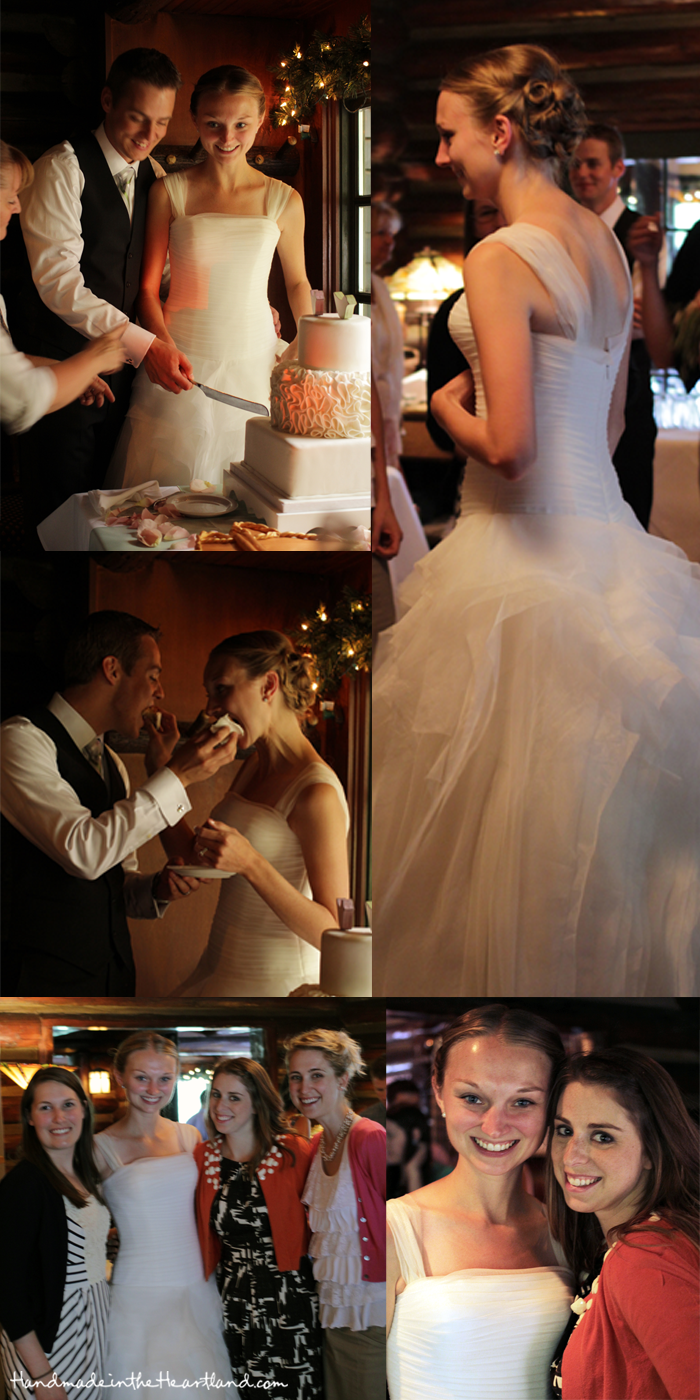 Log Haven Wedding Reception