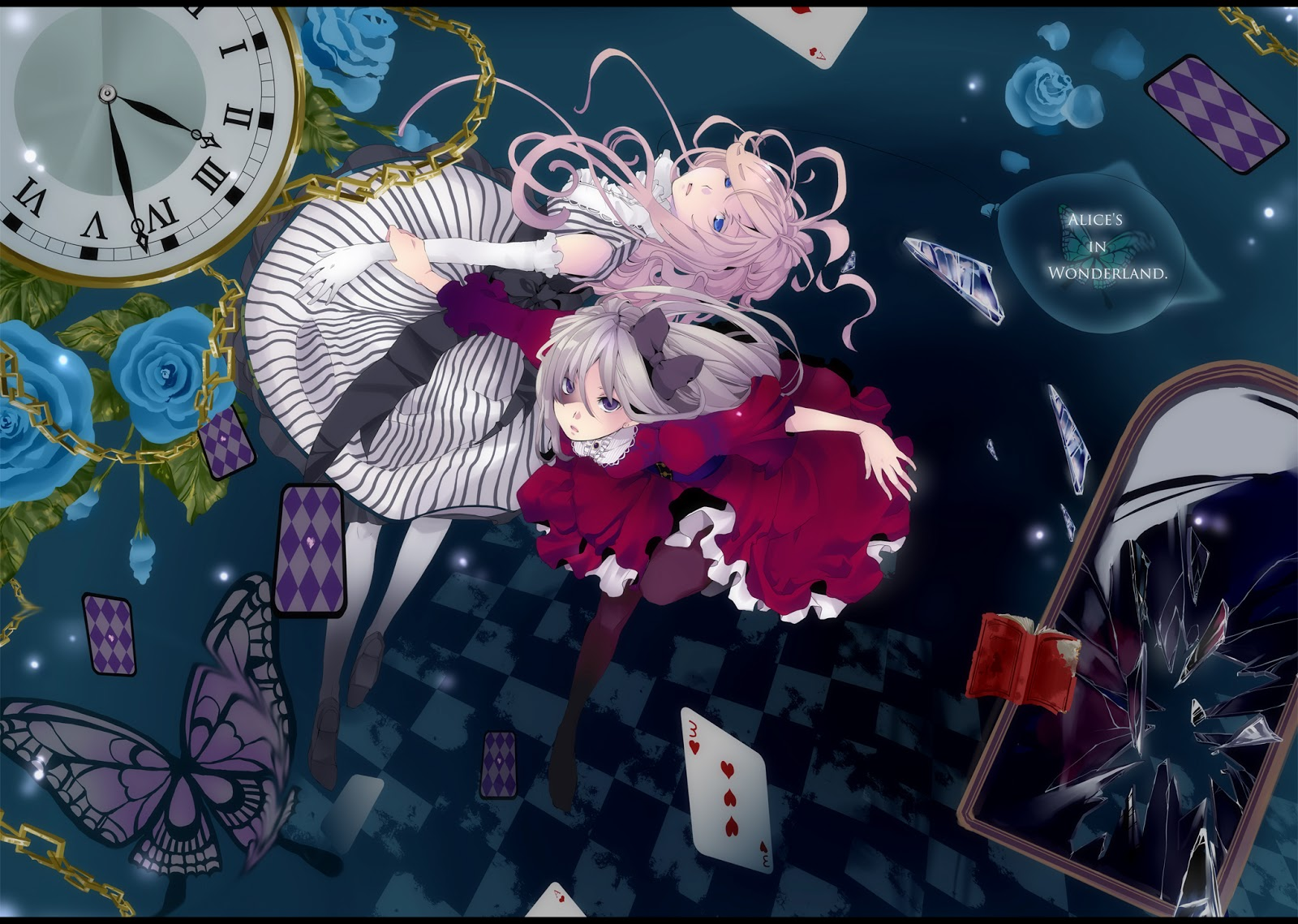 Alice in wonderland desktop wallpapers - Free wallpaper alice in wonderland ...