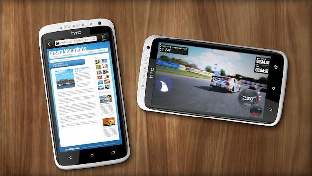HTC One XL games