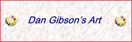 DAN GIBSON'S ART