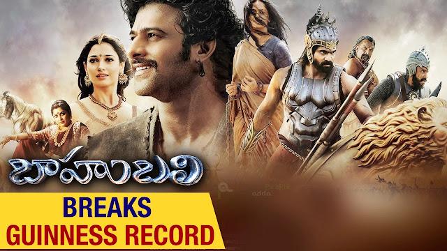 Baahubali Breaks Guinness World Record | Rajamouli | Prabhas | Anushka | Rana