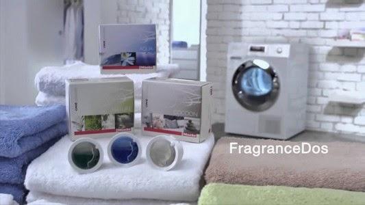 Secadora T1 y FragranceDos - Miele