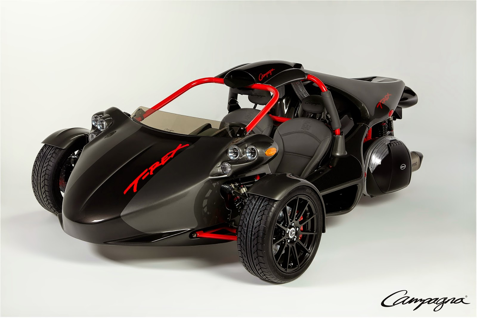 All Cars Nz 2015 Campagna T Rex 20th Anniversary Edition