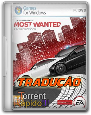 Para o Jogo Need for Speed: Most Wanted 2012 – Criterion PC em PT-BR