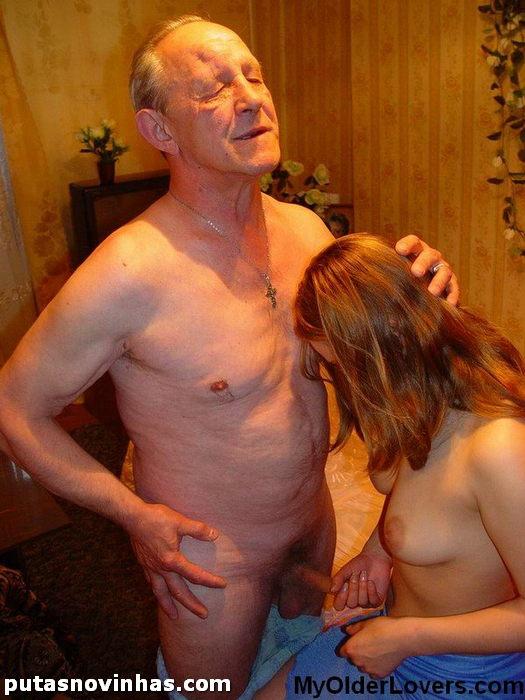 Old Men Young Teen Girls