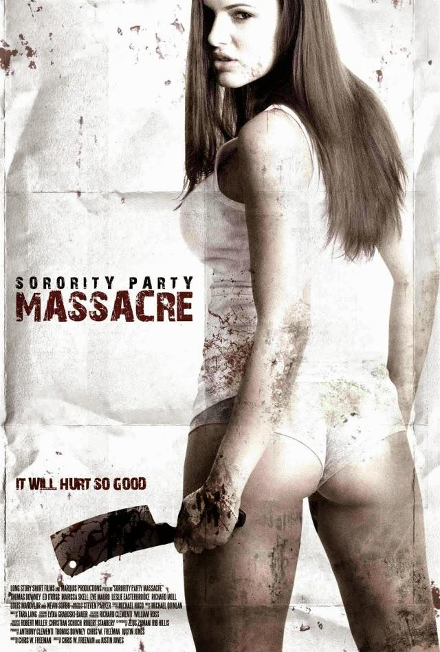 Sorority Party Massacre - Solo Full Películas