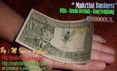 uang mlengkung