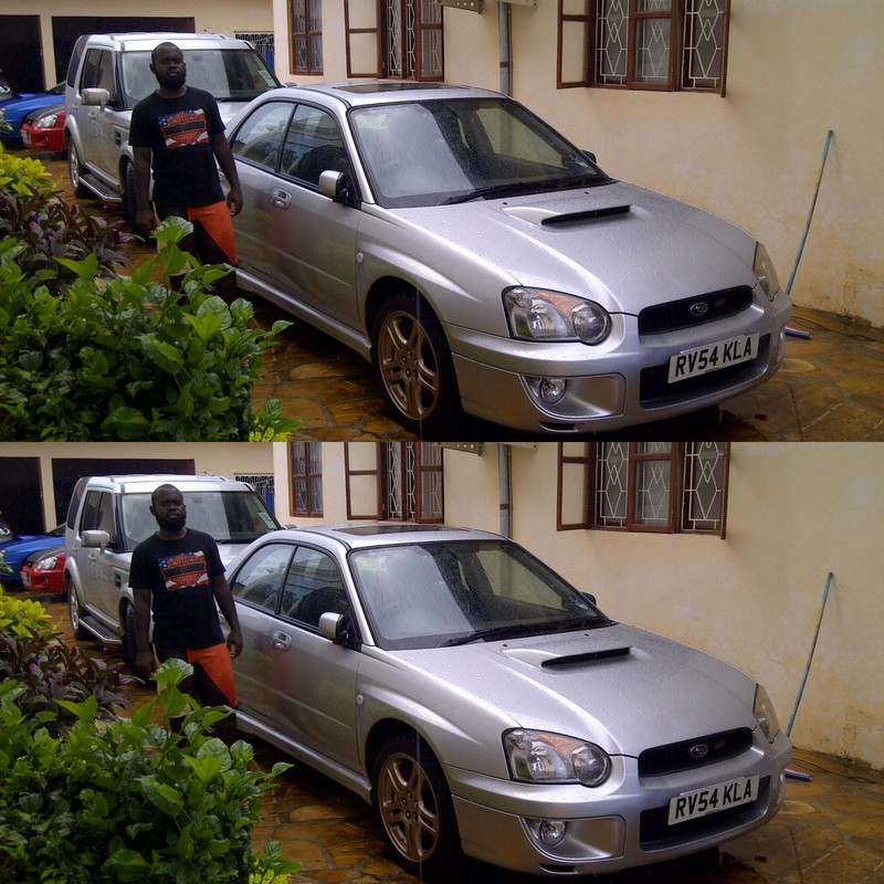 CARS FOR SALE: SUBARU IMPREZA WRX & LAND ROVER DISCOVERY 3