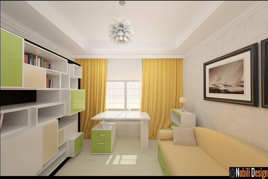 Design interior - apartamente - moderne