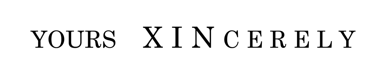 XINcerely