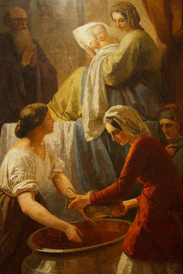 Nativité de Marie dans images sacrée 1-2ffa512
