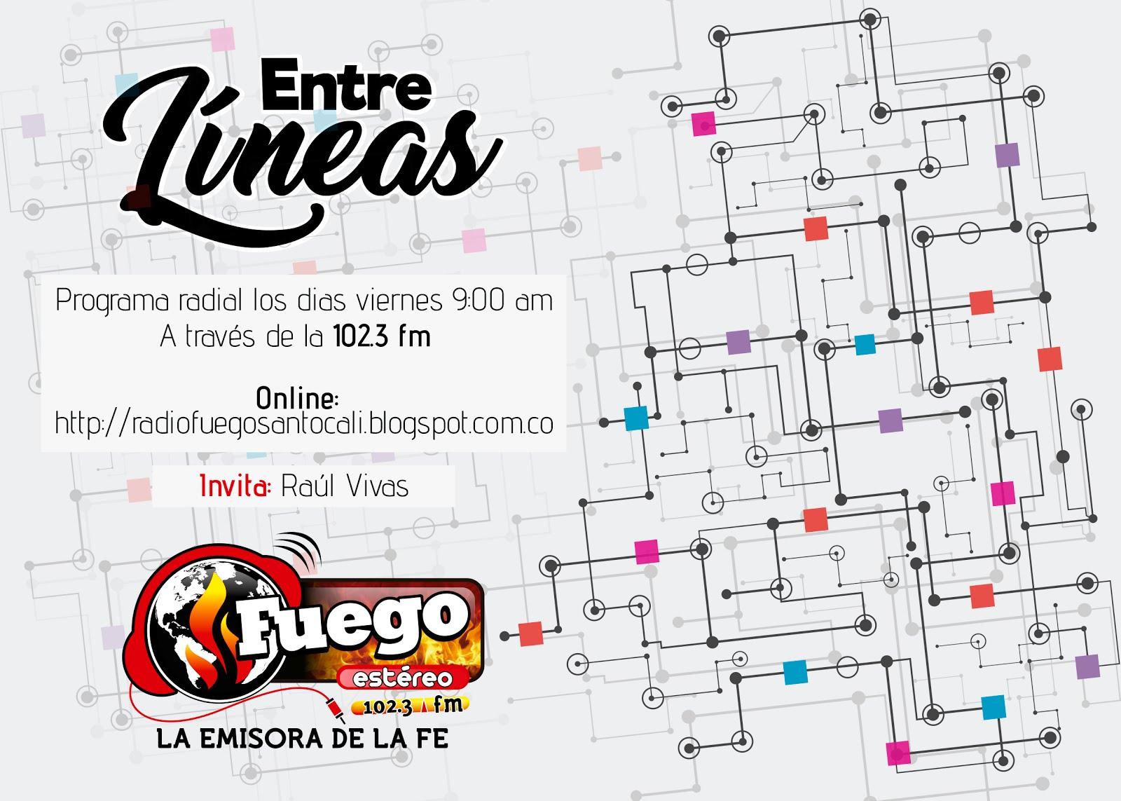 ENTRE LINEAS (PROGRAMA RADIAL)