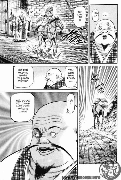 Chú Bé Rồng - Ryuuroden chap 46 - Trang 14