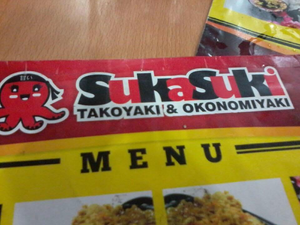 Sukasuki (Takoyaki & Okonomiyaki) - Cibinong