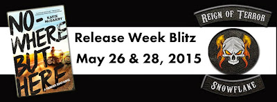 Nowhere But Here Release Week Blitz Banner