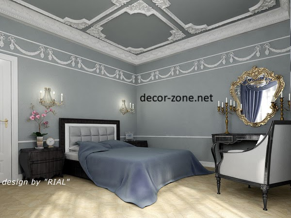 classic bedroom false ceiling designs - Bedroom False Ceiling Designs