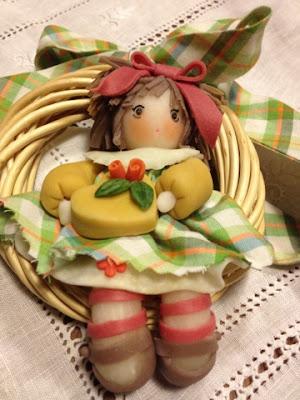 bambola di mais