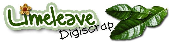 Limeleave Free Digital Scrapbook