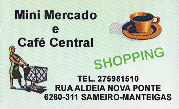 Mini Mercado e Café Central Shopping