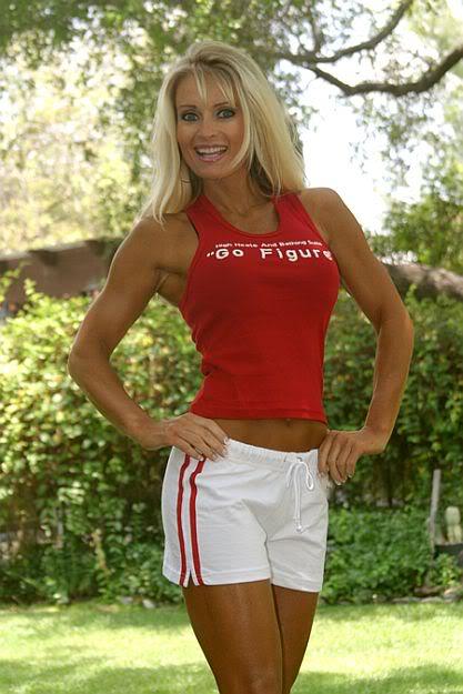 Sherry Goggin-female fitness model-female fitness models