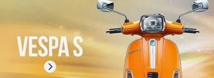 The Vespa S Launched