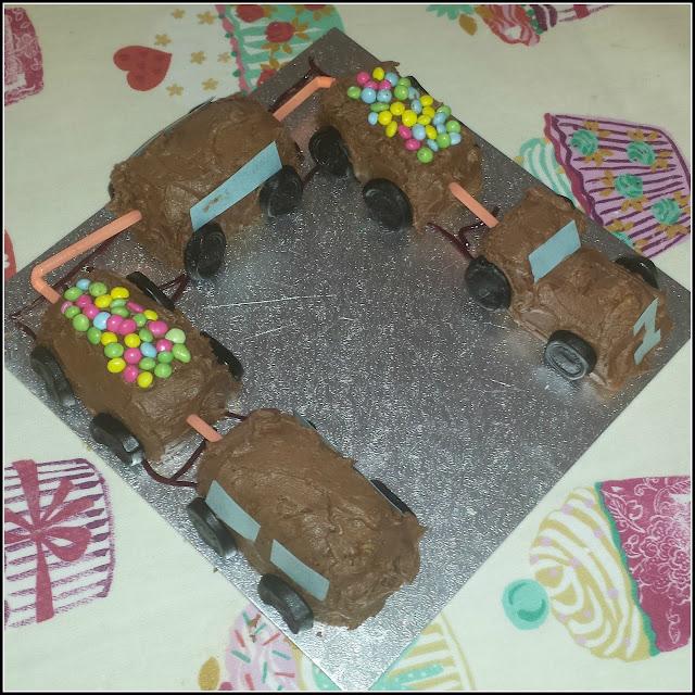 TK Maxx Train Silicone Cake Mould