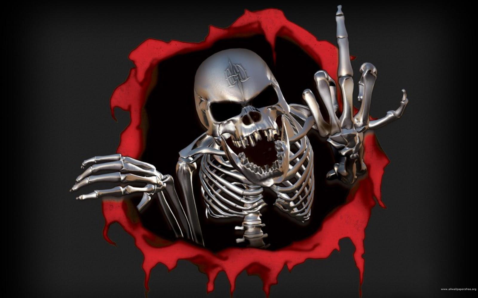 Fantastic Wallpaper Halloween Skull - halloween_wallpapers_wallrack  Pictures_206632.jpg