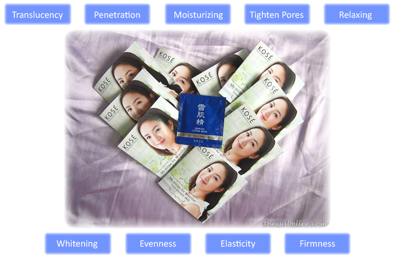 9 Benefits of Kose Sekkisei Lotion Mask