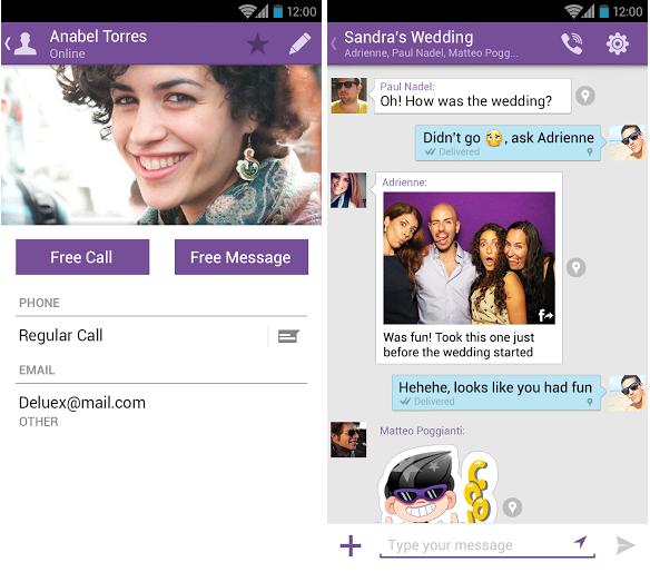 Tải Viber cho điện thoại