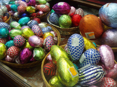 Huevos de Pascua