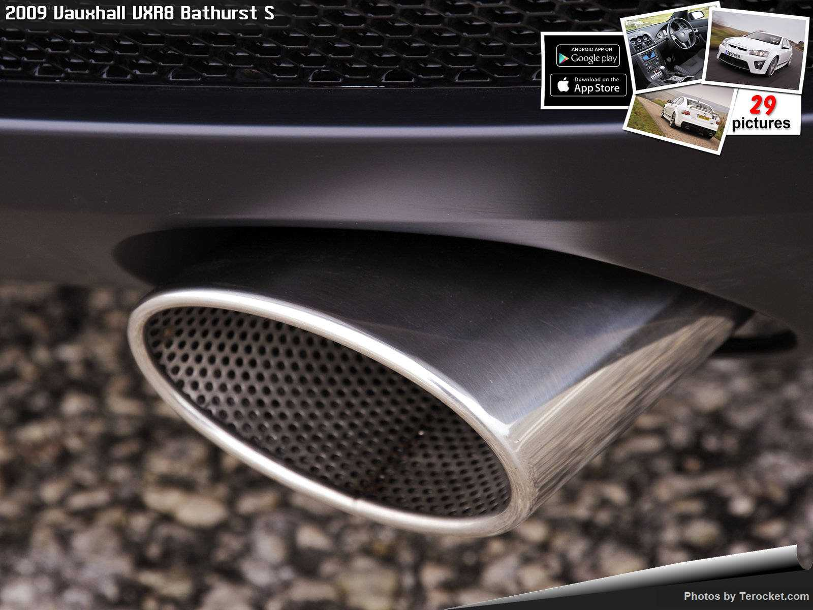 Hình ảnh xe ô tô Vauxhall VXR8 Bathurst S 2009 & nội ngoại thất