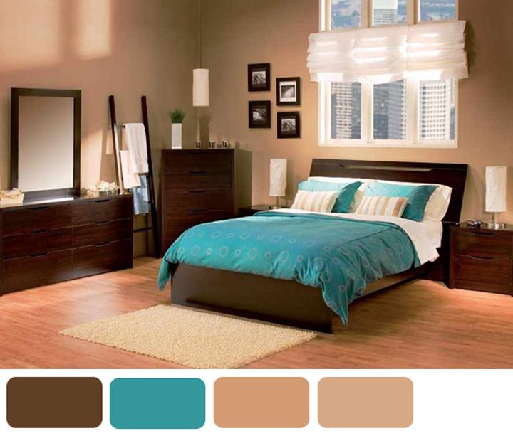 Black and teal bedroom ideas for Aqua and black bedroom ideas